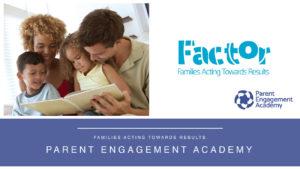 Parent Engagement Academy Parent Engagement Academy